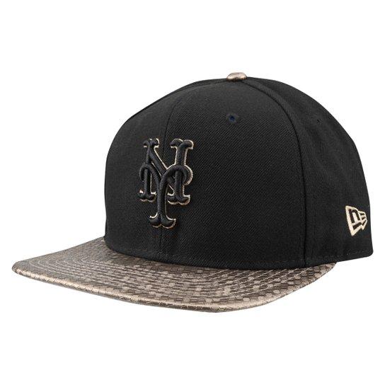 e1442db9f4b54 Boné New Era 950 MLB Original Fit Tile Vize New York Mets - Compre ...