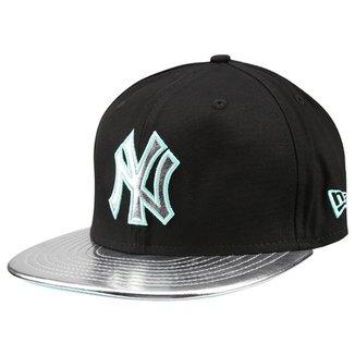 Boné New Era MLB 950 Sn Emea Wns Ho15 Lic010 New York Yankees 7756cddb87f