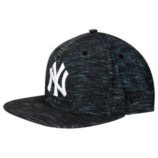 79ac99ed0e Boné New Era MLB 950 Of Sn Static Clinger New York Yankees Blk