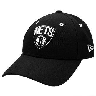 f2ec1900e5803 Boné New Era NBA 940 Hc Sn Official Brooklyn Nets