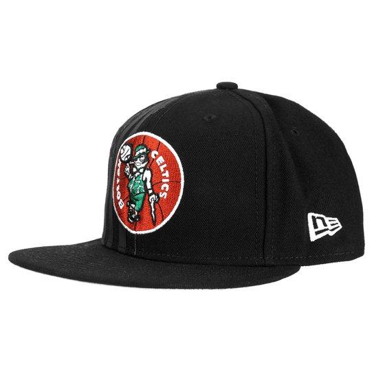 Boné New Era NBA 950 Of Sn Flag Redux Snap Boston Celtics - Compre ... 1b28601c8cb