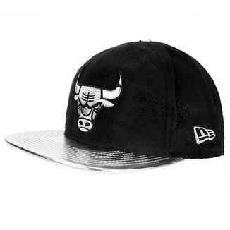 Boné New Era NBA 950 Of Sn Metallic Chicago Bulls 279f5ee1236