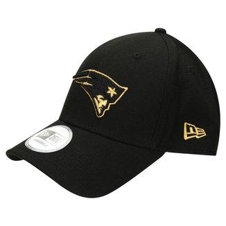646165b9cfd0f Boné New Era 940 Hc Sn Gold On Black New England Patriots