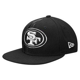 d364c2bdff04c Boné New Era NFL 950 Of Sn Flag Redux Snap San Francisco 49Ers Bl