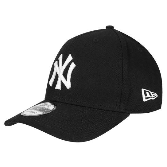 56881d61c2e67 Boné New Era 940 SN New York Yankees - Preto - Compre Agora