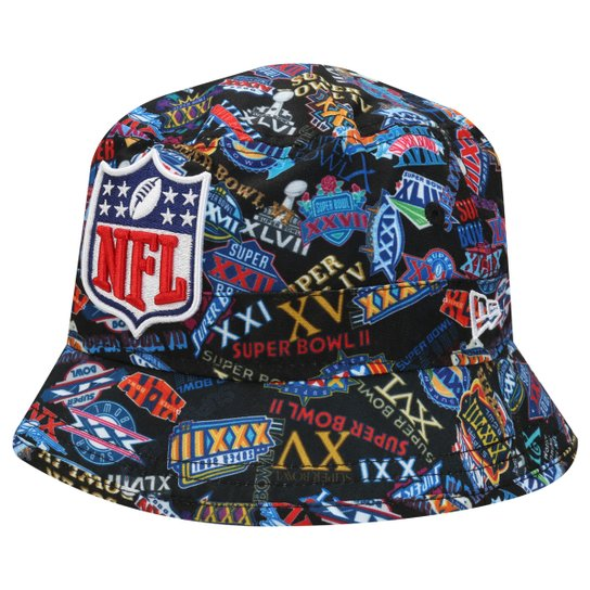 Chapéu New Era Bucket Combo NFL - Compre Agora  436ee9a672ff6