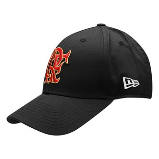 be3b16d99d Boné Flamengo New Era Aba Curva 940 HC SN