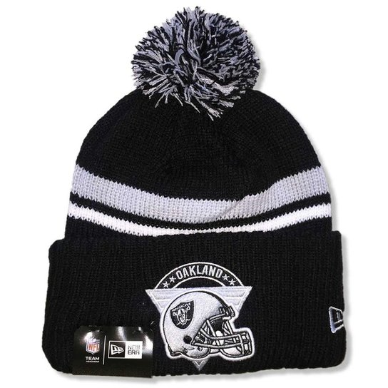 1485071a0fa8c Gorro Touca Oakland Raiders Team Stacker - New Era - Compre Agora ...