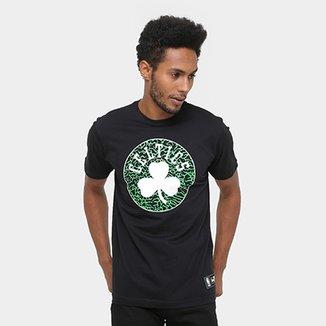 d6f851092a Camiseta NBA Boston Celtics New Era Elephant Masculina