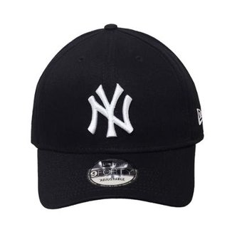 Compre Bone New Era New York Yankees Online  dcd944555e7