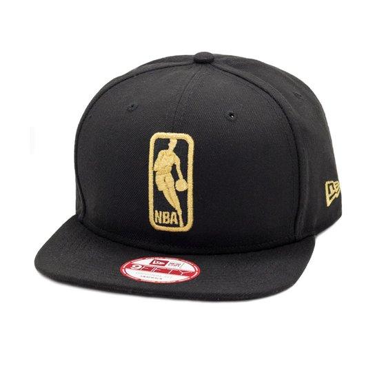 7cb2a6330b4fc Boné New Era Snapback Original Fit NBA Logo - Compre Agora