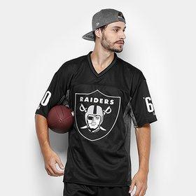Regata NFL Oakland Raiders New Era Camo Masculina - Preto - Compre ... c901406eaaf
