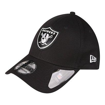 0ac1feba6c0df Boné New Era NFL Oakland Raiders Aba Curva 3930 Lic996 Su17