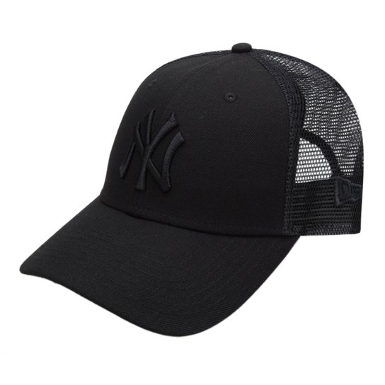 Boné New Era MLB New York Yankees Aba Curva 940 Sn Trucker - Compre ... 144b167d8d5