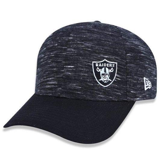 Boné Oakland Raiders 940 Flame Mini - New Era - Preto - Compre Agora ... 809bb30f008
