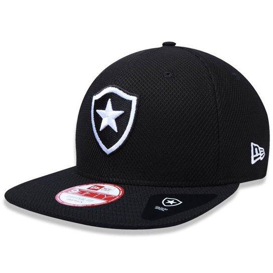 f5c1d3e599537 Boné Botafogo 950 Dark - New Era - Preto - Compre Agora