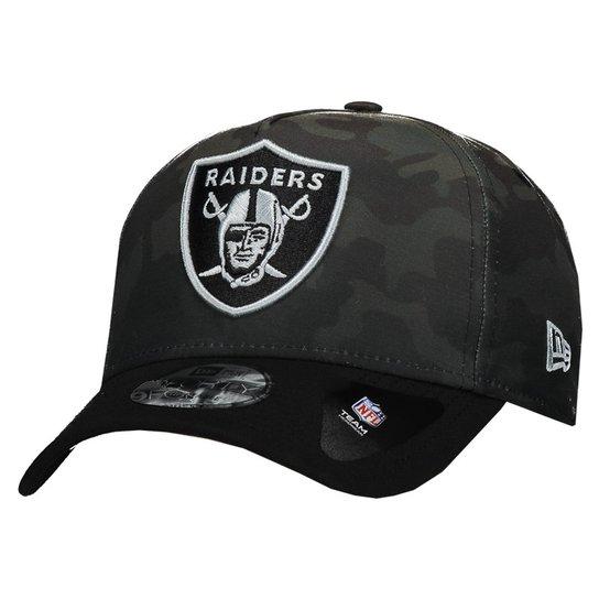 Boné Oakland Raiders 940 NFL New Era Masculino - Compre Agora  31f97ae99d8
