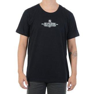 Camiseta New Era Lic New York Yankees MLB da468b8f3166e