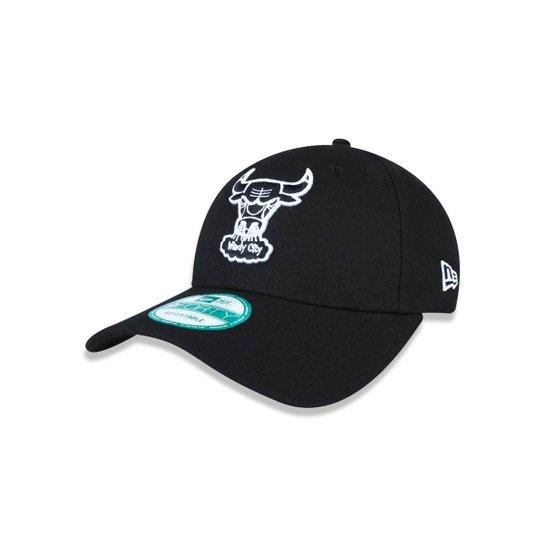 Bone 940 New Era Chicago Bulls NBA Aba Curva Strapback - Compre ... e45d2d2cb08