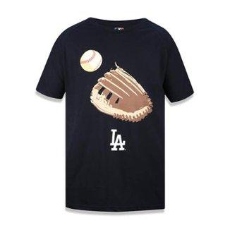 Camiseta Los Angeles Dodgers MLB New Era Masculina 87a14d102833d