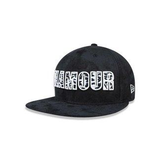 Boné 5950 Branded Aba Reta New Era 33dba0d5dbf
