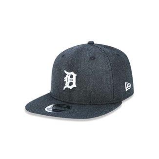 Boné 950 Original Fit Detroit Tigers MLB Aba Reta Snapback New Era a8a73830e01