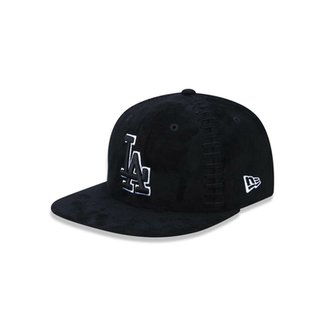Boné 950 Original Fit Los Angeles Dodgers MLB Aba Reta Snapback New Era 13026a1425e