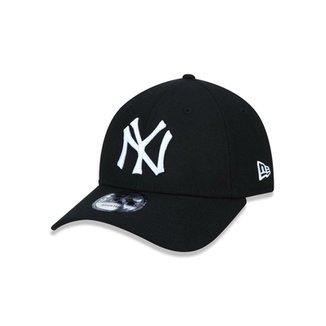 a5e17cf978ddb Boné 940 New York Yankees MLB Aba Curva Snapback New Era