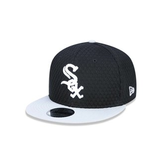 Boné 950 Chicago White Sox MLB Aba Reta New Era 9fc23e8e11a
