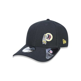 Boné 940 Washington Redskins NFL Aba Curva Snapback New Era aaf3993a705