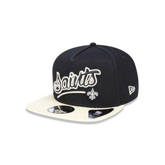Boné 950 Original Fit New Orleans Saints NFL Aba Reta Snapback New Era 1b55e7aaca0