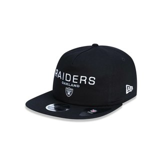 Boné 950 Oakland Raiders NFL Aba Reta New Era