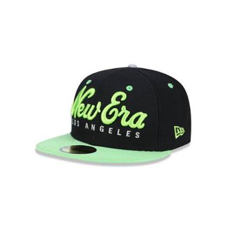 Boné 5950 Branded Aba Reta New Era 8b3743efed6