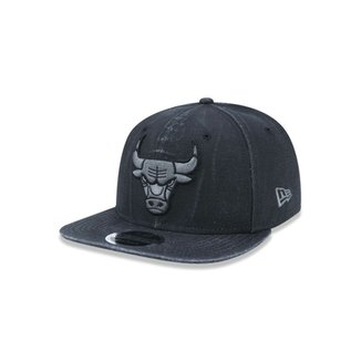 Boné 950 Original Fit Chicago Bulls NBA Aba Reta Snapback New Era 05c80c82508