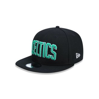 Boné 950 Boston Celtics NBA Aba Reta Snapback New Era 03434b8f19c