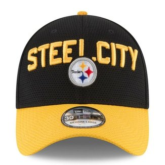 Boné Pittsburgh Steelers Draft 2018 3930 - New Era 61c87d4d75e