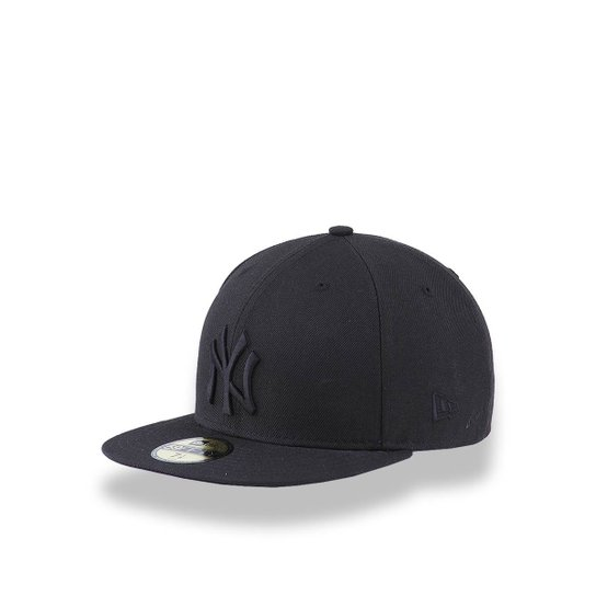 e5e552fe4baa2 Boné 5950 New York Yankees MLB Aba Reta New Era - Compre Agora ...