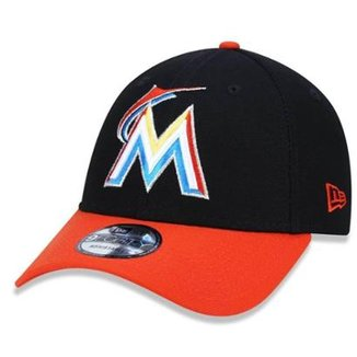 9ebc3b0643f31 Boné Miami Marlins 940 Team Color - New Era