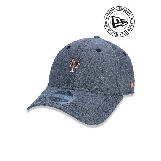 d11c4dc47 Boné 920 New York Mets MLB Aba Curva New Era - Compre Agora