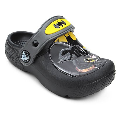 Crocs Infantil Batman
