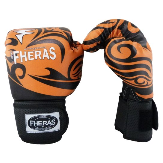 5005e1d3a Kit Boxe Muay Thai Top - Luva Bandagem Bucal - Preto