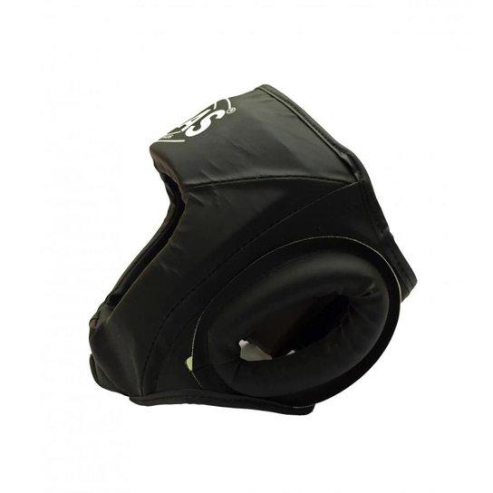 Protetor de Cabeça Capacete Sem Grade Fheras - Preto - Compre Agora ... d81eccadb5