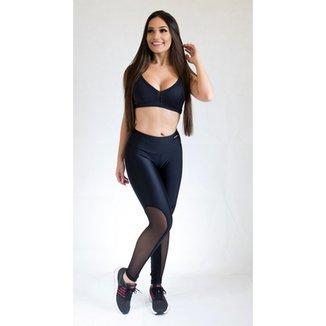8e7396b5ebd31 Calça Legging Fit Training Brasil Power Feminina