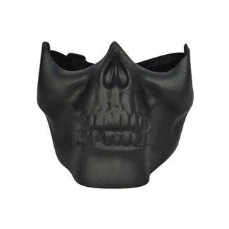 beef59784 Máscara de Proteção Airsoft Bravo Meia Face Caveira