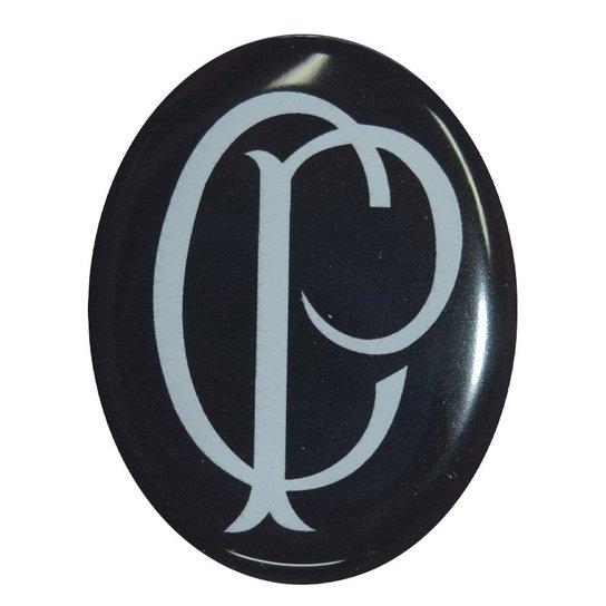 Adesivo Corinthians Resinado - Compre Agora  86d8d4b1b82a1