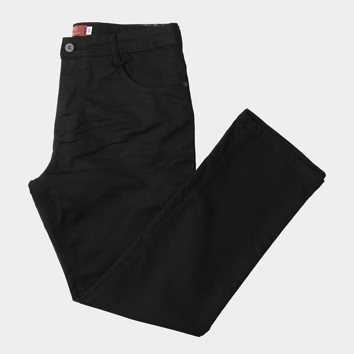 498b34250 Calça Sarja Biotipo Plus Size Slim Fit Masculina
