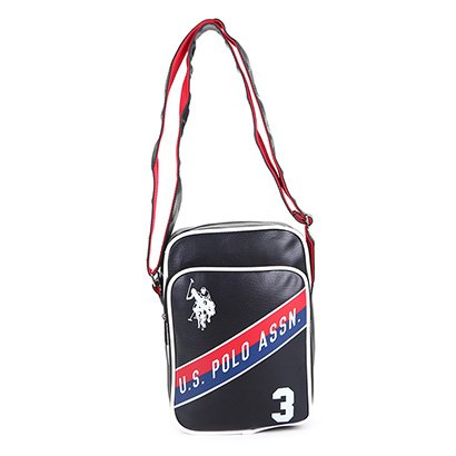 Bolsa U. S. Polo Assn Mini Bag Masculina
