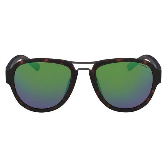 d3f10ebbffe89 Óculos de Sol Nautica N3625SP 237 57 - Preto - Compre Agora