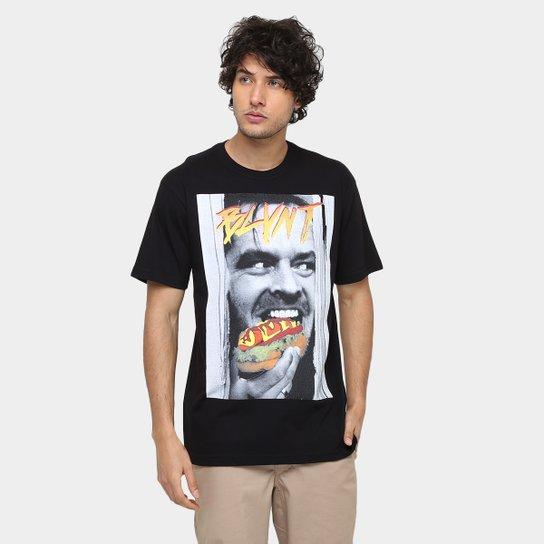 Camiseta Blunt Basica Shining Dog - Compre Agora   Netshoes 91ae071862