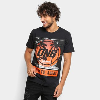 Camiseta Onbongo Always Ahead Masculina